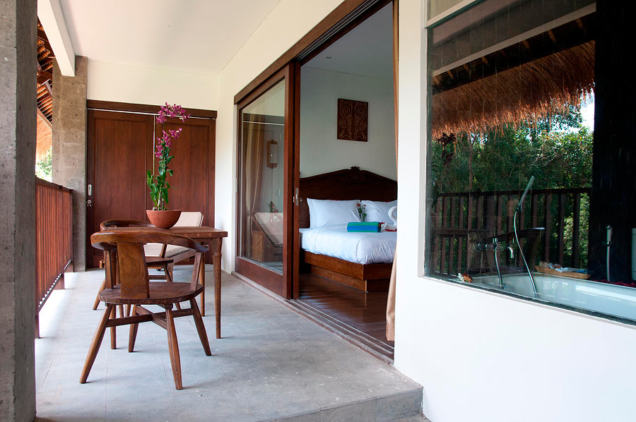 Deluxe Room in private configuration